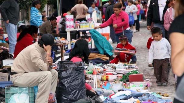El Perú tiene 11.7 millones de peruanos en empleo informal.