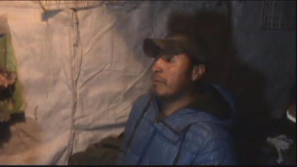 Richard Ronal Yana Coaquira y su conviviente vendieron a su hijo a mil soles.