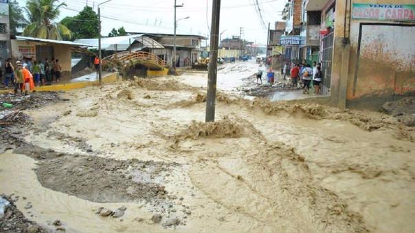 Peruanos en zonas vulnerables podrán ser alertadas sobre impacto de desastres a través de servicio del gobierno.