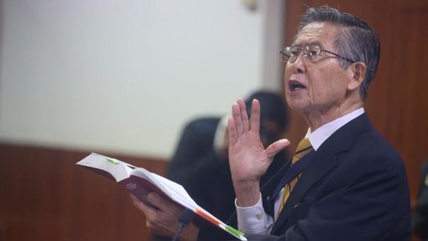 Alberto Fujimori gobernó el Perú entre 1990 y 2000.