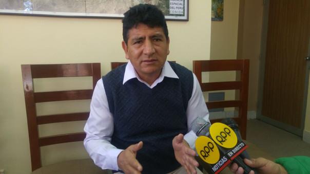 Gobernador Regional de Cajamarca expresó que el mensaje de PPK debe estar basado en la estabilidad política y económica