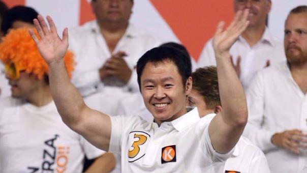 Kenji Fujimori es el congresista que recibió más votos en las últimas elecciones.