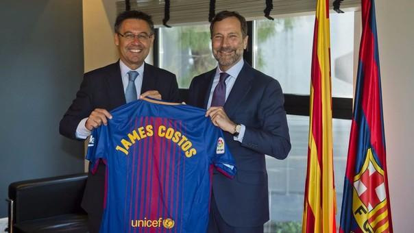 Barcelona: un tuit del nuevo asesor estratégico causó polémica en redes