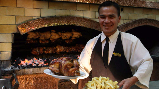 Uno de cada cinco pollos que se produce en el Perú se convierte en pollo a la brasa