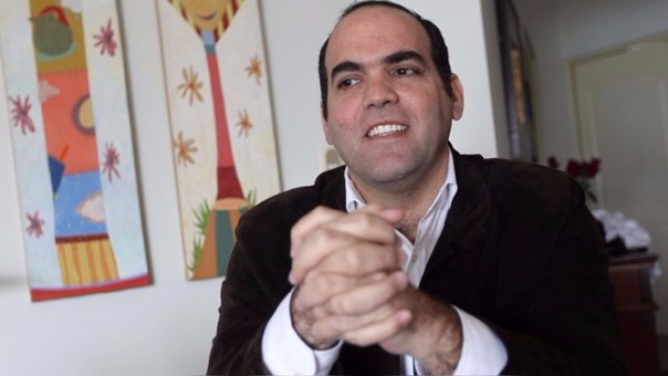 Fernando Zavala fue nombrado ministro de Economía hace poco.