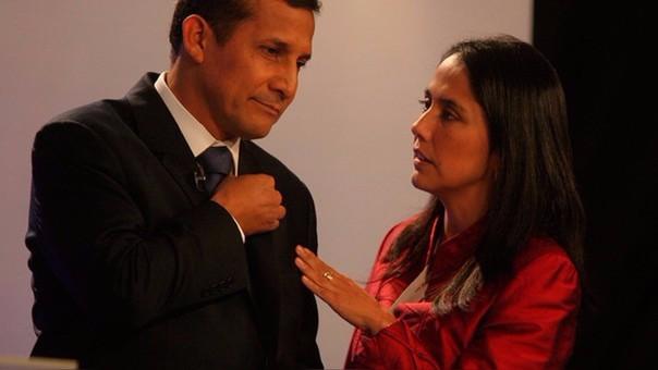 Ollanta Humala y Nadine Heredia son investigados por lavado de activos. El expresidente gobernó el Perú entre 2011 y 2016.