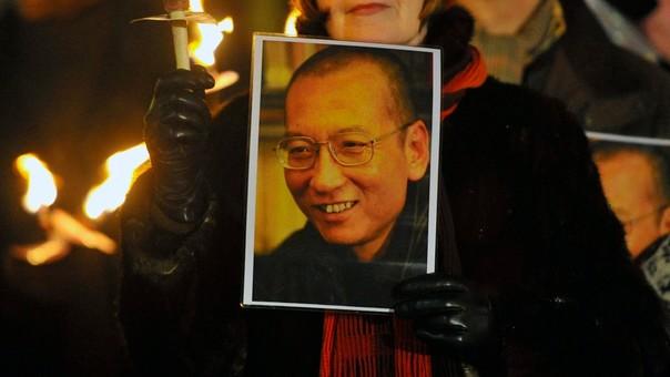 Liu Xiaobo buscaba democracia en su país y el fin del gobierno de un solo partido.
