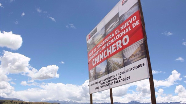 Aeropuerto de Chinchero en el Cusco se hará sí o sí — PPK
