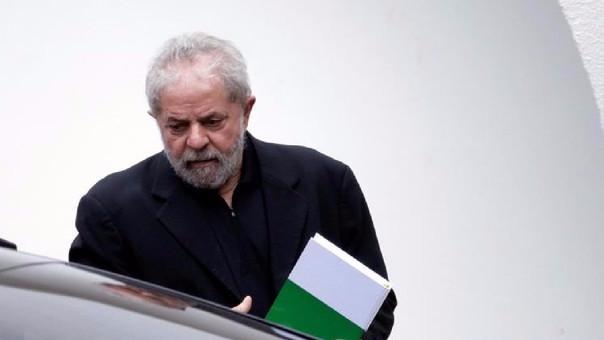 El expresidente de Brasil, Lula da Silva.