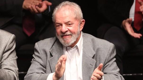 Lula da Silva es el primer presidente de la historia de Brasil en ser condenado a prisión.