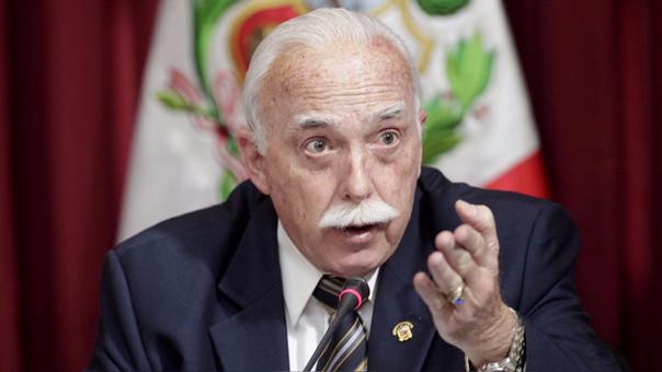 El congresista fujimorista Carlos Tubino.