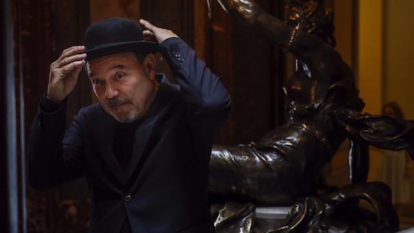 Rubén Blades espera recibir el apoyo de sus compatriotas.