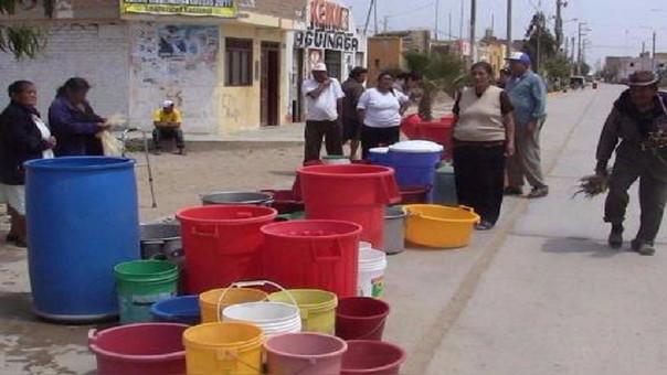 Piden nuevas tarifas de agua