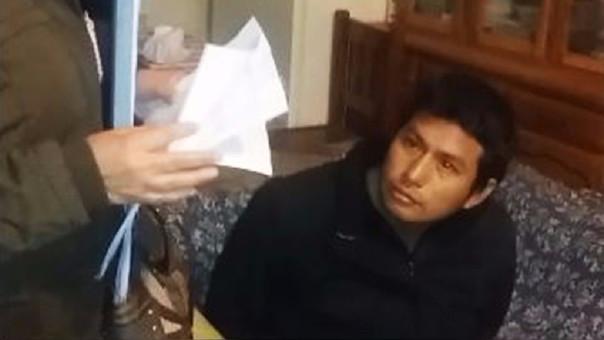 Dictan nueve meses de prisión preventiva a asesino de niña — Huancayo
