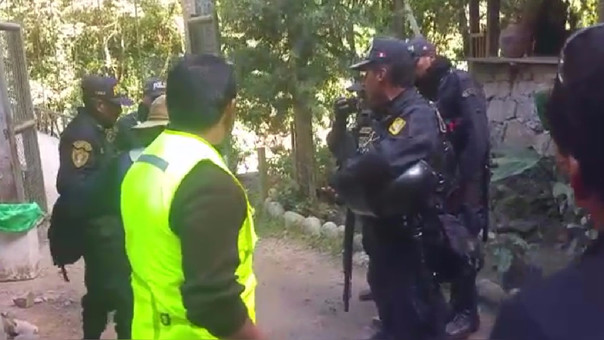 Policía Cusco