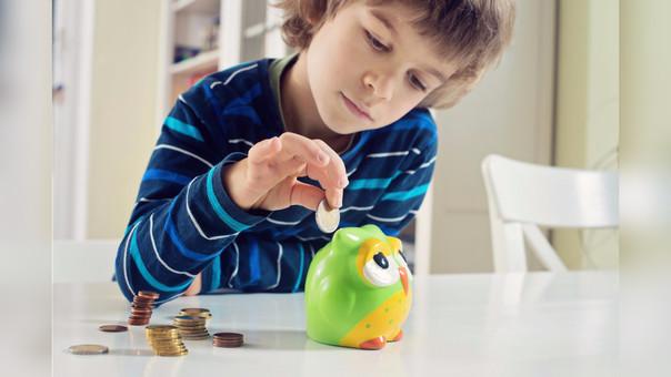 Cómo infundir en tus hijos la cultura del ahorro