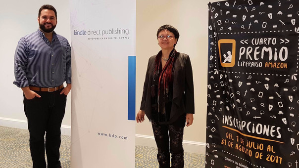 Amazon Premio Literario para Autores Independientes