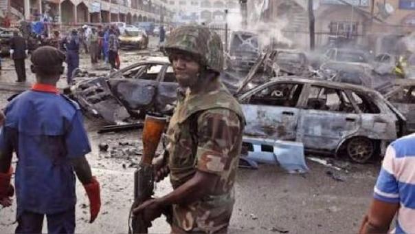 NIgeria sufre embates del grupo terrorista afín al Estado Islámico, Boko Haram.