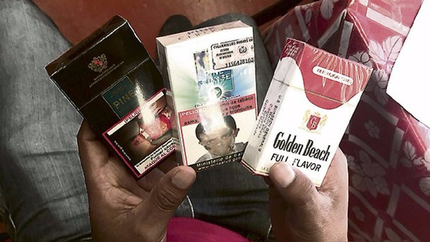 Cigarros de contrabando