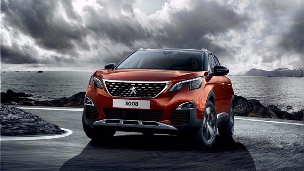 Encuentra la nueva SUV 3008 de Peugeot en el cybermotor.
