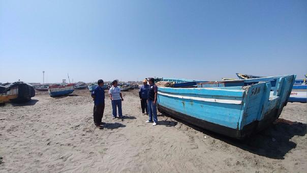 Pescadores lambayecanos