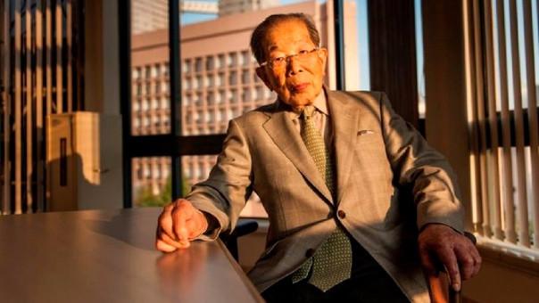 Shigeaki Hinohara ganó fama en internet por su longevidad y sus consejos para lograrla.