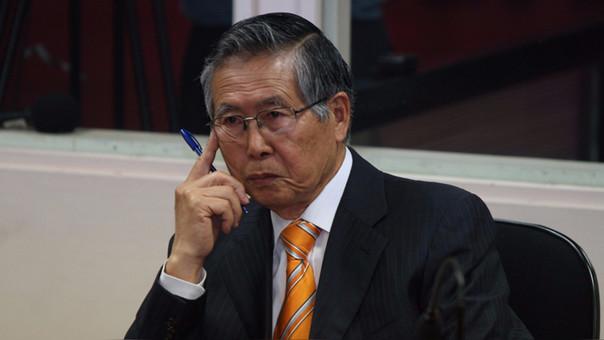 Alberto Fujimori está condenado a 25 años de prisión por ser autor mediato de las matanzas de La Cantuta y Barrios Altos, perpetradas por el Grupo Colina.