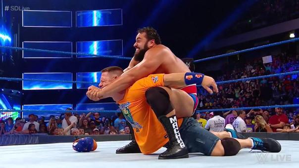 John Cena asegura que sus días como luchador están contados