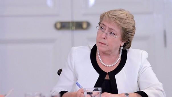 En 2015 se creía en Chile que Michelle Bachelet iba a renunciar a la presidencia por este caso.