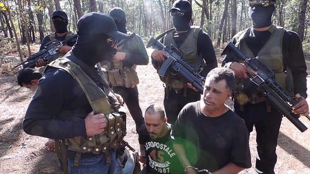 Cártel los obligó a comer carne de víctimas para poder pertenecer — México