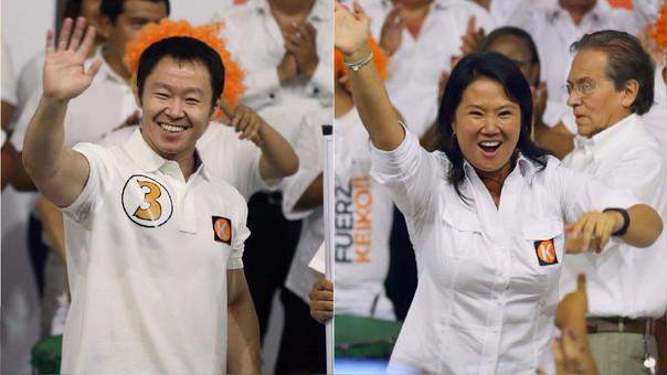 Kenji Fujimori fue el congresista más votado de Fuerza Popular en 2011 y 2016. Esos años, su hermana fue la candidata presidencial del partido y en ambos casos cayó en segunda vuelta.
