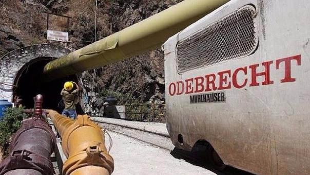 La empresa Odebrecht está implicada en casos de corrupción en el Perú.