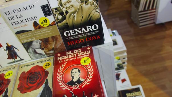 Marco Aurelio Denegri, Renato Cisneros, Andrea Llosa y Aldo Miyashiro son algunos de los autores que expondrán sus obras.