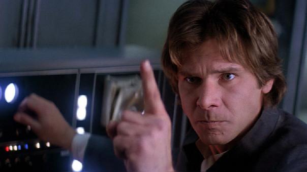 Ron Howard muestra al joven de 'Lando Calrissian' en 'Star Wars'