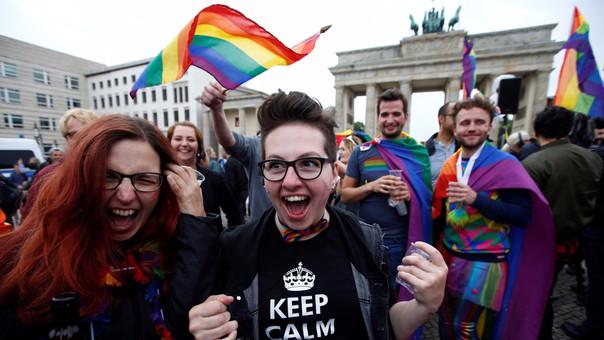 Alemania legaliza el matrimonio igualitario — LGTBI