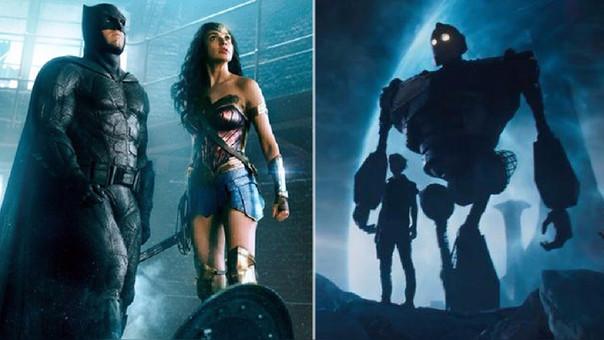 El estudio Warner Bros. presentó los más esperados adelantos en la Comic Con 2017.