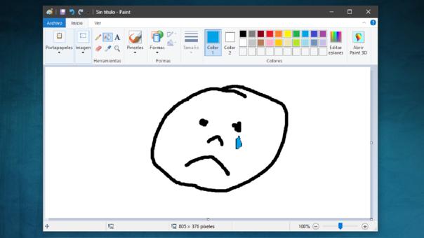 Este 2017, Paint dejará de ser parte del sistema operativo de Windows.