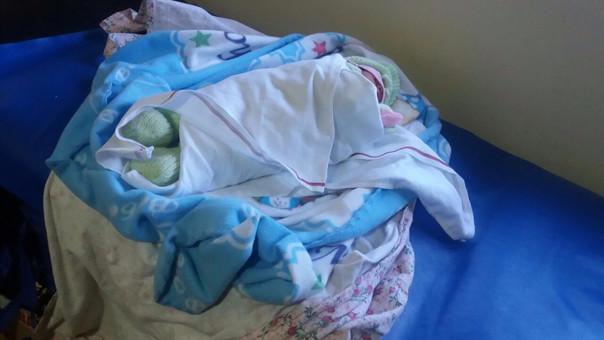 La bebita será puesta a disposición de la Fiscalía Provincial de Familia de Puno.