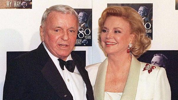 Frank y Barbara Sinatra