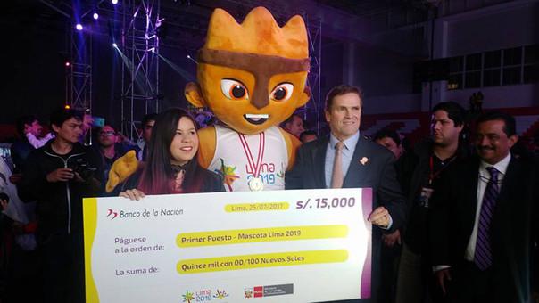 Milco será la mascota oficial de los Juegos Panamericanos Lima 2019