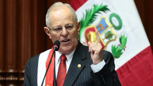 Presidente dará su mensaje a la nación en momentos en los que la desaceleración de la economía peruana parece haber tocado fondo.