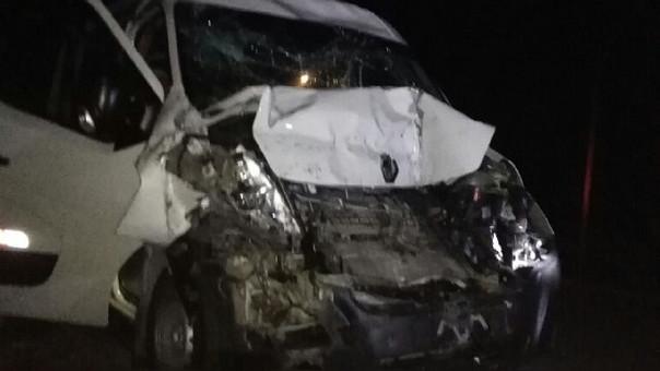 Accidente en Islay