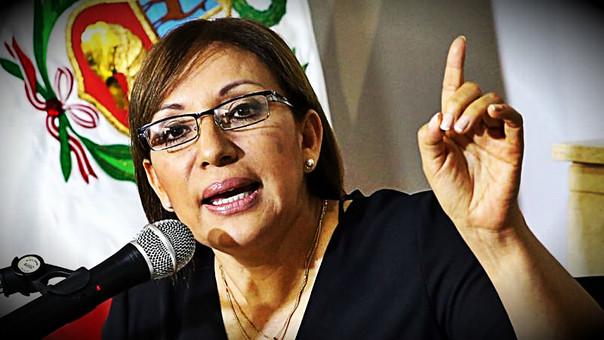 Comisión Lava Jato volverá a citar a Zavala por salida de procuradora