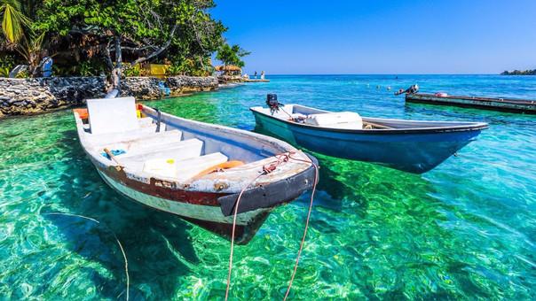 Islas Rosario.