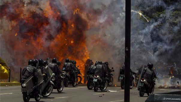 Nicolás Maduro seguirá con el proceso de la Constituyente mientras la crisis en el país se agrava.