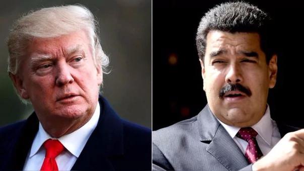 Trump y Maduro mantienen un enfrentamiento político luego de que este último pidiera la instauración de una Asamblea Constituyente en Venezuela.