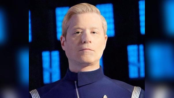 Este personaje tendrá un romance con uno de los tripulantes de la nave Discovery.