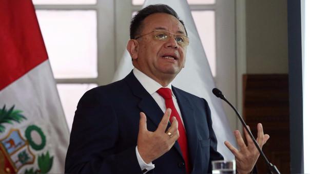 Fiscalía formalizó investigación preparatoria contra Edgar Alarcón