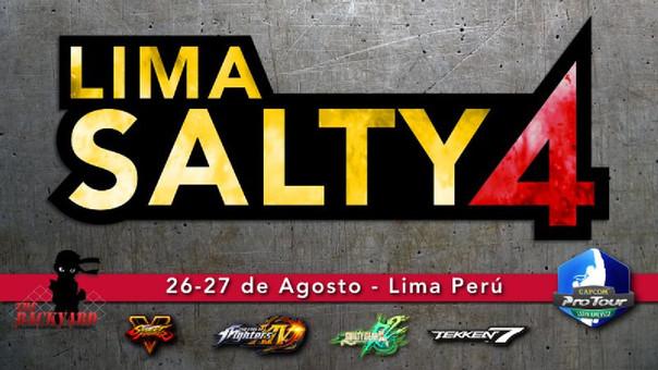 Lima Salty 4