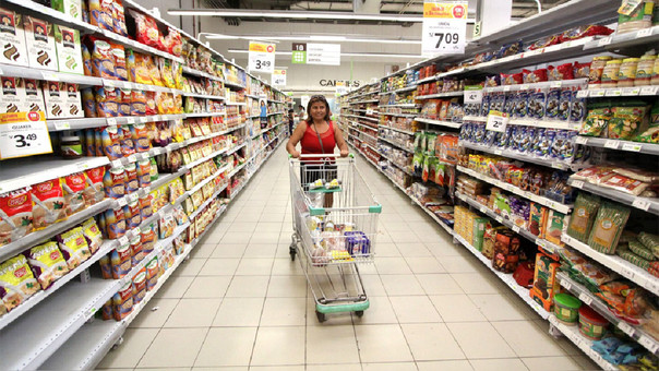 Indecopi sanciona a supermercados por no respetar precios de góndolas.